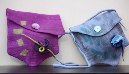 Bombyx Mori – Felt & Silk Art