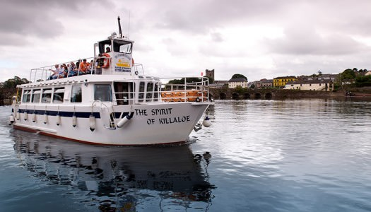 Spirit of Killaloe River Cruises