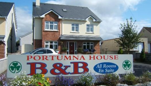 Portumna House B&B