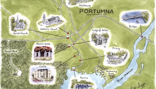 Portumna Visitor Information Point