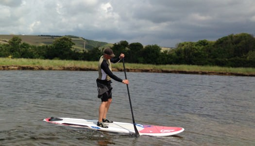 Try Stand Up Paddling