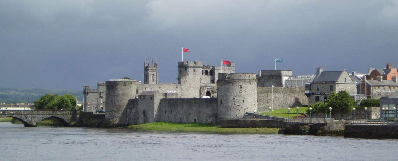 Limerick City - Visit King John's Castle & Thomond Park ...