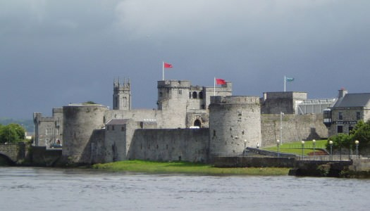 Limerick City – Visit King John's Castle & Thomond Park Home of Munster Rugby