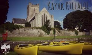 Kayak-Killaloe