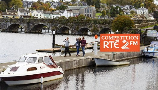 Win a Week long Family Break to Lough Derg