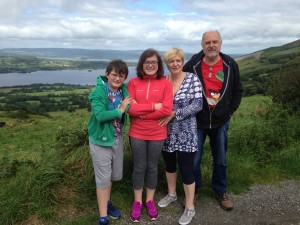 Family Fun on Lough Derg with the Peskitt Family