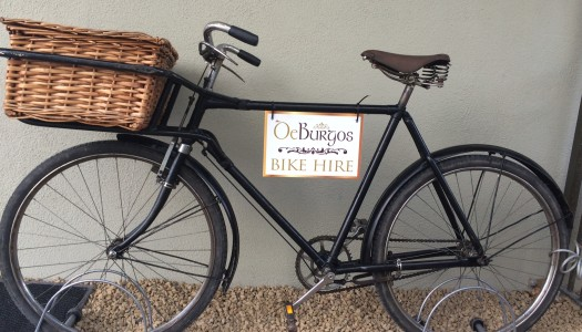 De Burgos Bike Hire Portumna