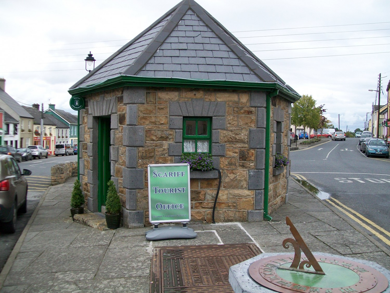 Scarriff Tourist Office
