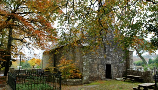 St. Cronan's 10th Century Church, Tuamgraney