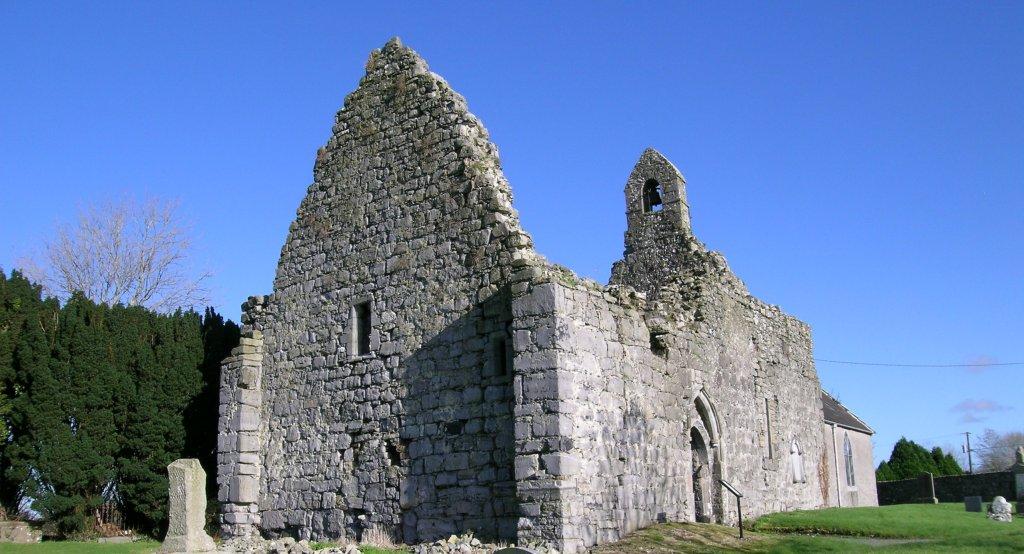 St Ruadhans Abbey Lorrha - Copyright Caimin O'Brien