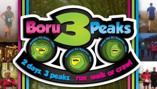 Boru 3 Peaks
