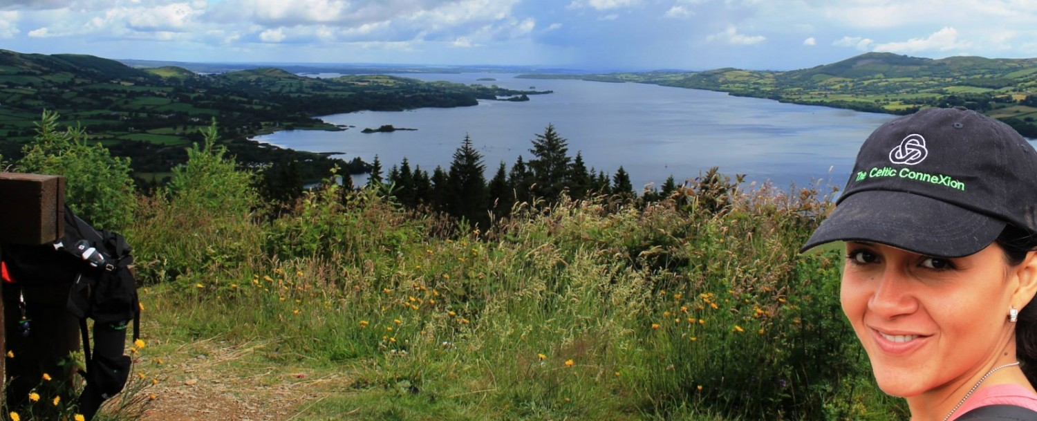Guided walks and hikes in the lough Derg Lakelands