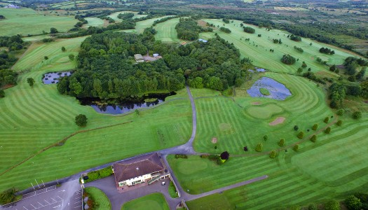 Golfing Break at Lough Derg Lakelands