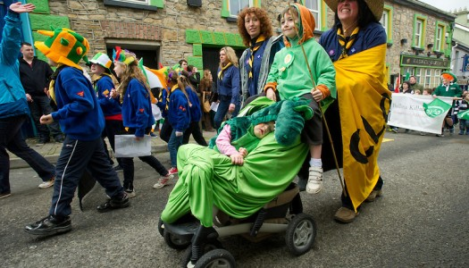 St. Patrick's Day Parade Killaloe Ballina